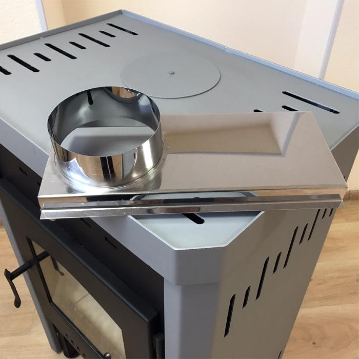 Теплосъемник ТСВ3 для печи камина ФлюГранд Веста